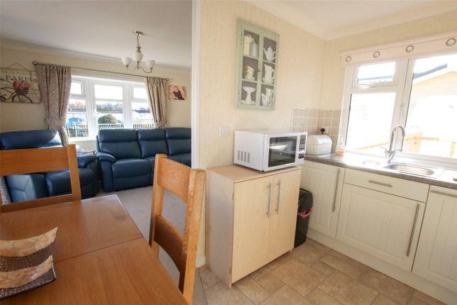Open Plan Living of Plot 98, Barton Broads Park, Maltkiln Road, Barton-Upon-Humber, North Lincolnshire DN18