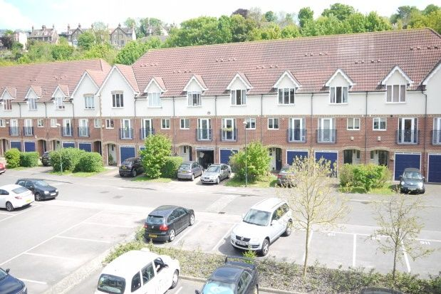 Thumbnail Flat to rent in Keating Close, Rochester