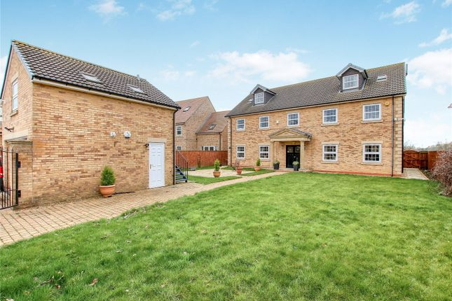 Thumbnail Detached house for sale in Portchester Close, Ingleby Barwick, Stockton-On-Tees