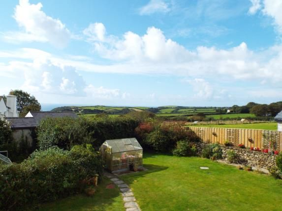 Garden And Views of Portloe, Truro, Cornwall TR2