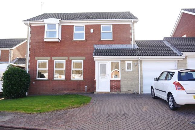 Thumbnail Property for sale in Rowan Close, Bedlington