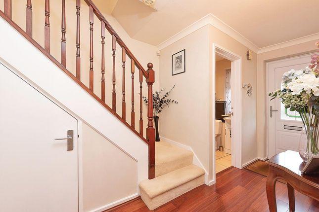 Entrance Hallway of Greenbirch Close, Basingstoke RG22