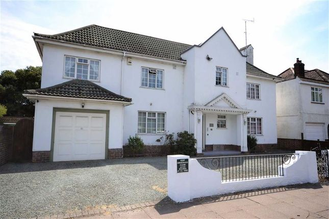 Thumbnail Detached house for sale in Sompting Avenue, Broadwater, Worthing, West Sussex