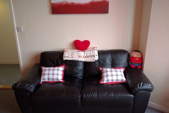 Lounge of Chaddesley Terrace, Mount Pleasant, Swansea SA1