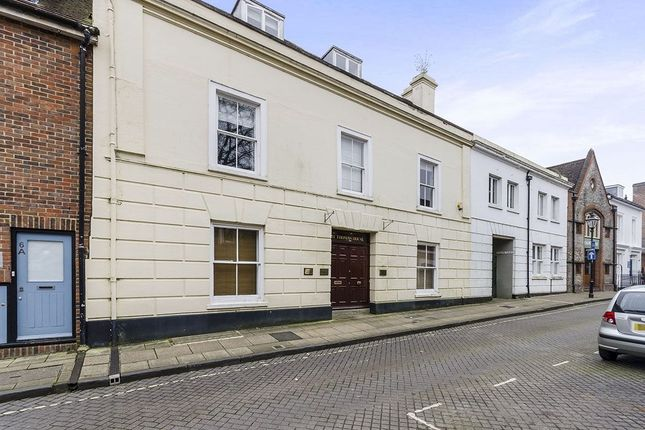 Thumbnail Flat for sale in St. Thomas Street, Winchester