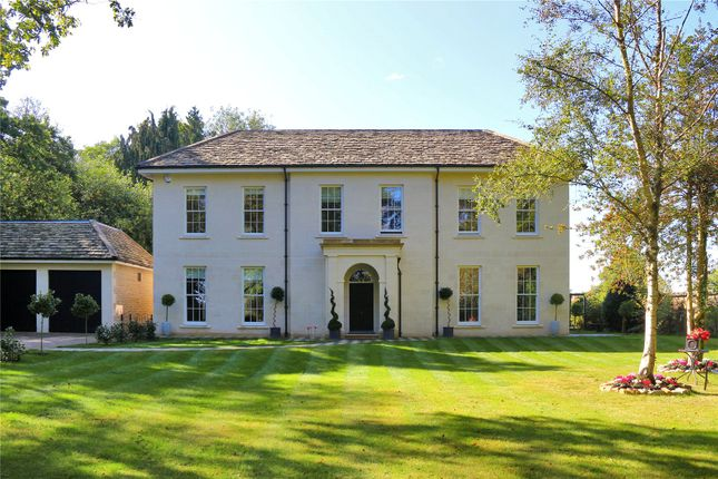 Thumbnail Detached house for sale in Monks Lane, Wadhurst, East Sussex