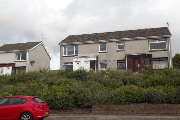 Thumbnail Flat to rent in Tolsta Crescent, Falkirk
