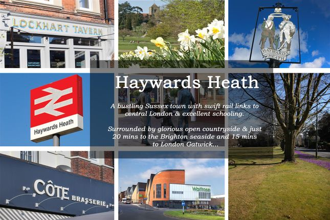 Haywards Heath Montage 2019