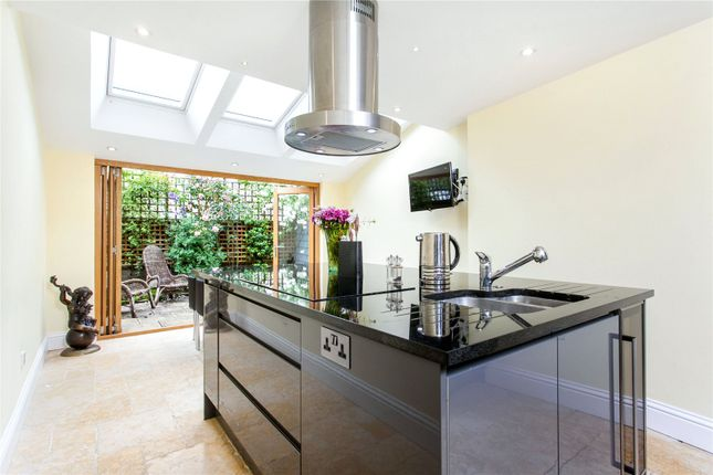 3 bed semi-detached house for sale in Southgate Villas, St. James Lane, Winchester, Hampshire