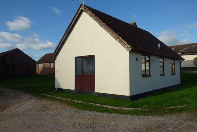 Thumbnail Bungalow to rent in Old Rydon Lane, Exeter