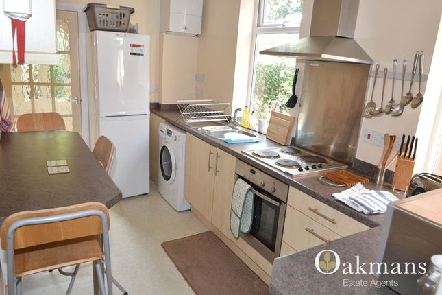 Thumbnail Property to rent in Coronation Road, Selly Oak, Birmingham, West Midlands.