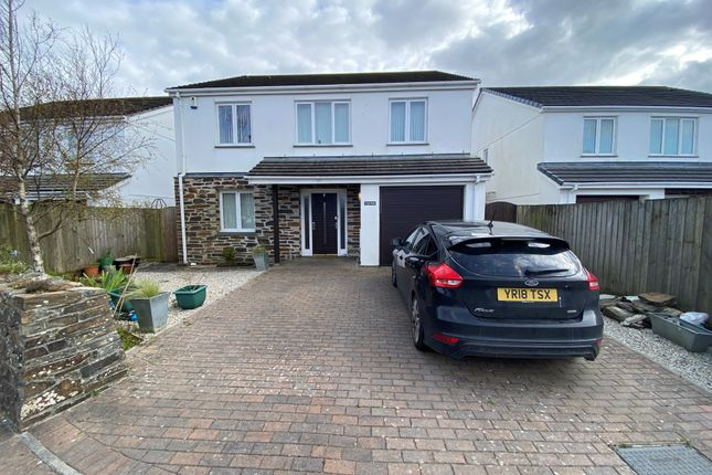 4 bed detached house to rent in Trewin Place, Threemilestone, Truro TR3