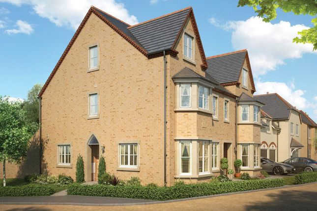 "3 bed property for sale in ""The Ibstone"" at Beatrice Place, Fairfield, Hitchin SG5"