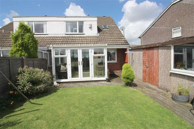 Thumbnail Semi-detached house for sale in Shannon Drive, Outlane, Huddersfield