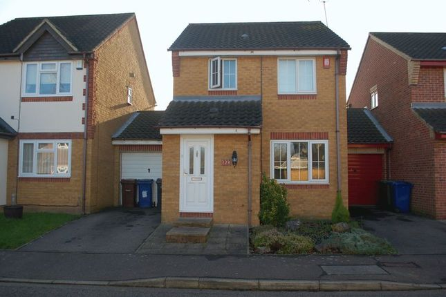 Thumbnail Detached house to rent in Dudley Close, Chafford Hundred, Grays