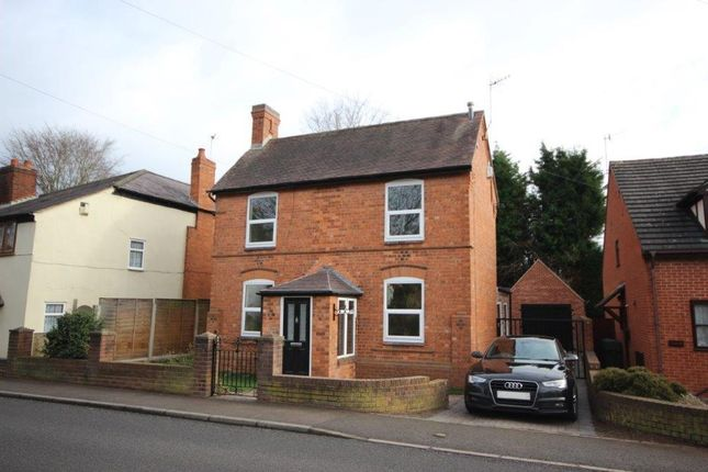 3 bed detached house to rent in Stourbridge Road, Catshill, Bromsgrove B61