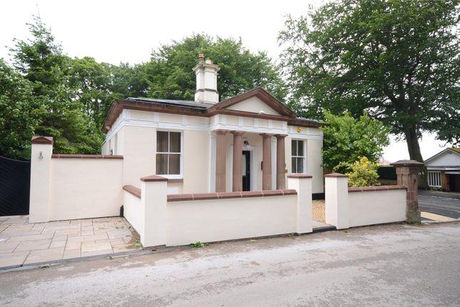 Thumbnail Detached bungalow for sale in Allerton Road, Calderstones, Liverpool