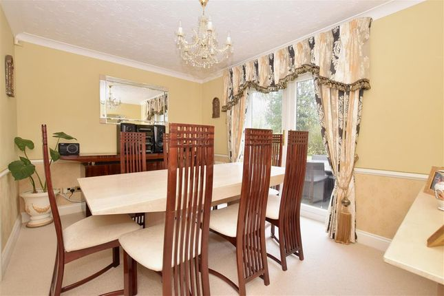 Thumbnail Detached house for sale in Larkspur Way, Southwater, Horsham, West Sussex
