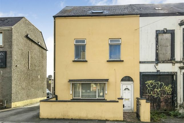 Thumbnail End terrace house for sale in Prospect Road, Bangor, County Down