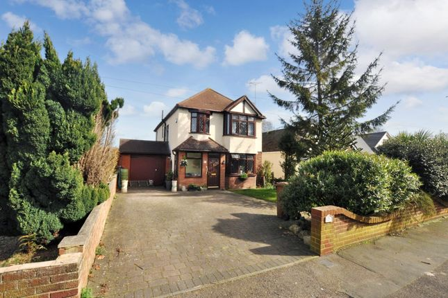 Thumbnail Detached house for sale in Parsonage Lane, Rochester, Medway