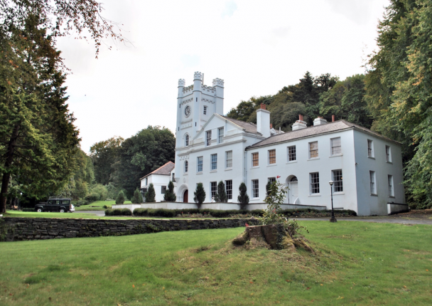 Thumbnail Detached house for sale in Ravensdale Castle, Glen Road, Ballaugh