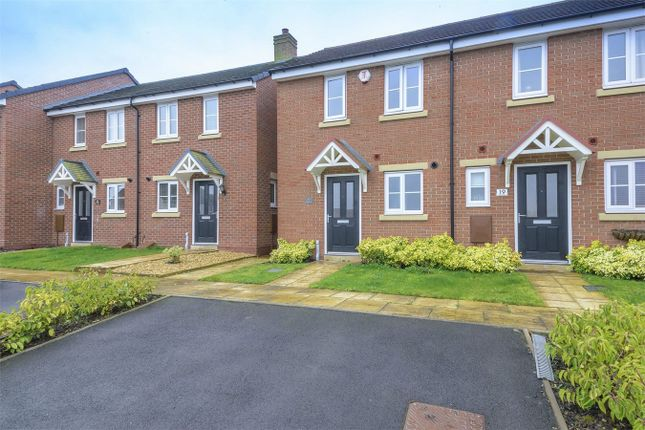 Thumbnail End terrace house for sale in Pains Lane, St Georges, Telford, Shropshire