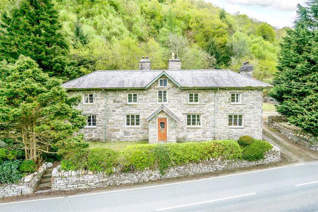 Thumbnail Detached house for sale in Maentwrog, Blaenau Ffestiniog, Gwynedd