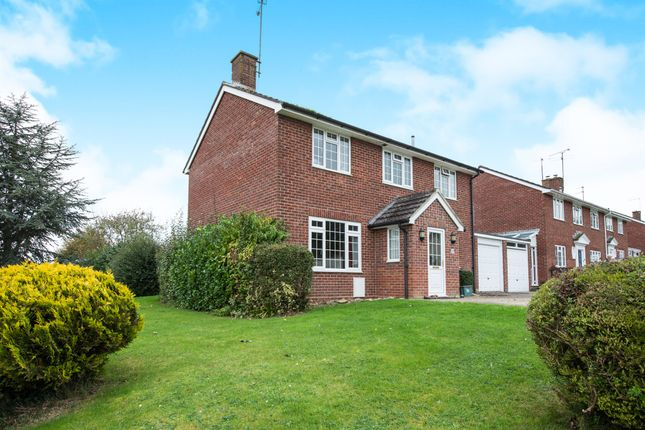 Thumbnail Detached house for sale in St. Catherines Crescent, Sherborne