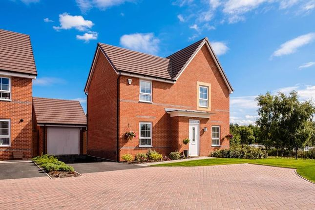 """4 bed detached house for sale in """"Radleigh"""" at Green Lane, Yarm TS15"""