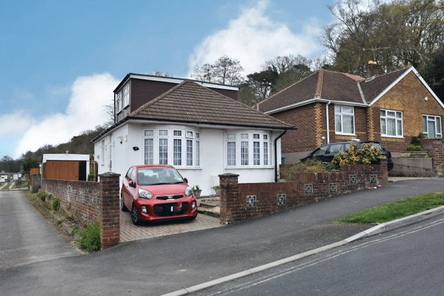 Thumbnail Detached bungalow for sale in Hollybrook Avenue, Southampton