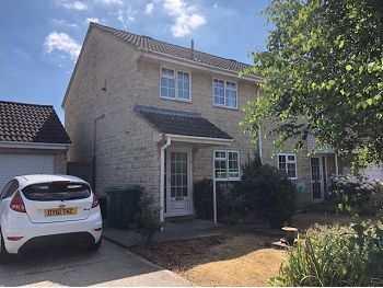 Thumbnail Semi-detached house to rent in Horton Close, Bradford-On-Avon