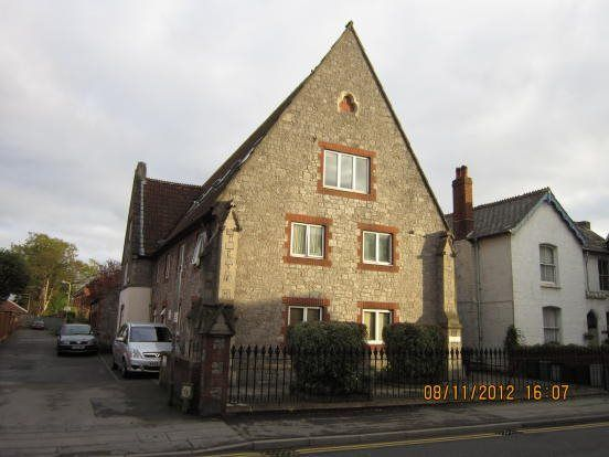 Thumbnail Room to rent in Southwell Court, Church Street, Highbridge