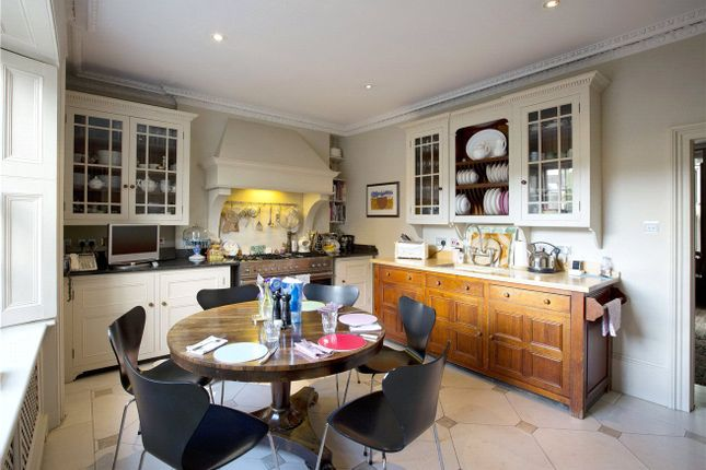 Kitchen of Chester Place, Regent's Park, London NW1