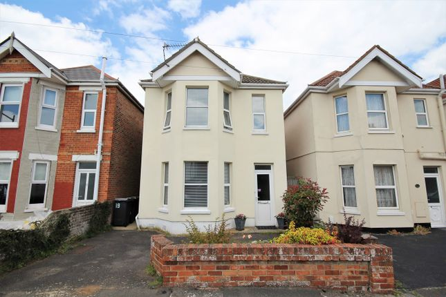 Thumbnail Detached house for sale in Hannington Road, Bournemouth