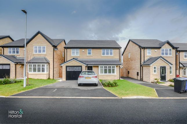 Thumbnail Detached house to rent in Maden Fold Bank, Burnley