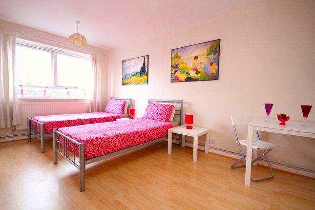Thumbnail Flat to rent in 79 Malpas Road, London