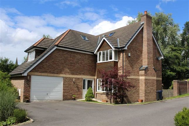 Thumbnail Detached house for sale in Gregson Lane, Hoghton, Preston