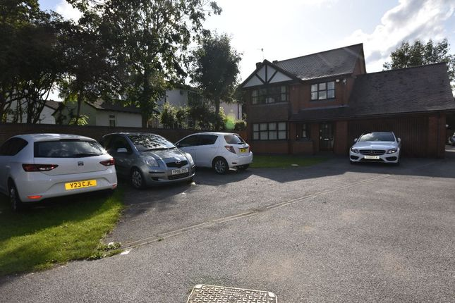 Thumbnail Detached house to rent in Orion Court, Newcastle-Under-Lyme