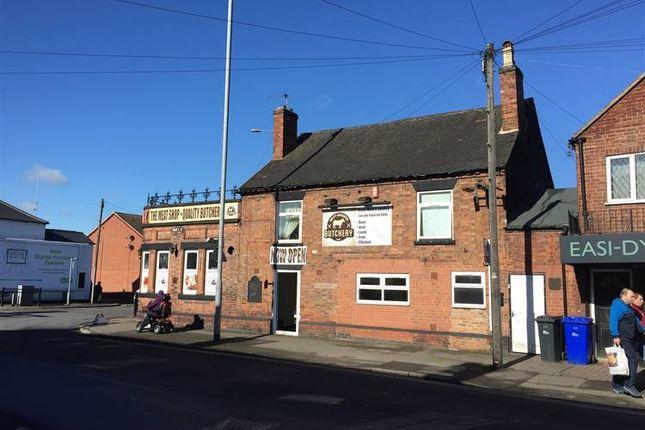 Thumbnail Retail premises for sale in Millers Lane, Derby Street, Burton-On-Trent