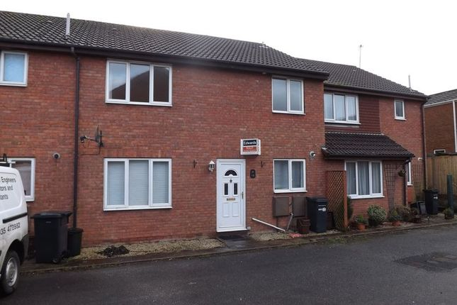 Thumbnail Terraced house to rent in Herblay Close, Yeovil