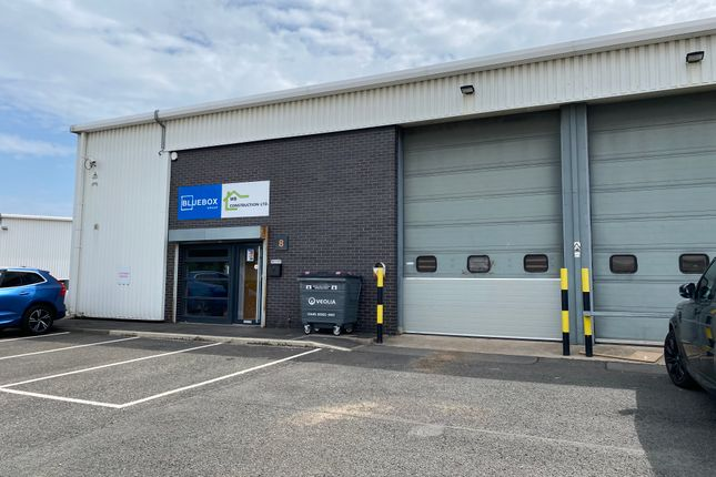 Thumbnail Industrial to let in Unit 8 Trident Business Centre, Startforth Road, Middlesbrough