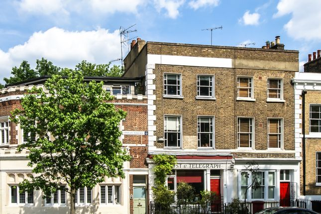 3 bed duplex to rent in Cadogan Terrace, Hackney