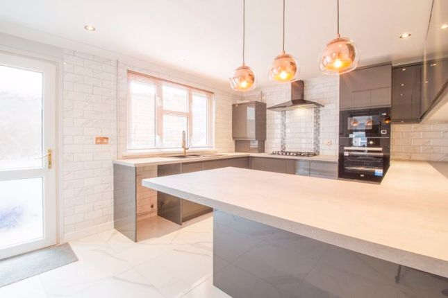Thumbnail End terrace house for sale in Harcourt Street, Ebbw Vale