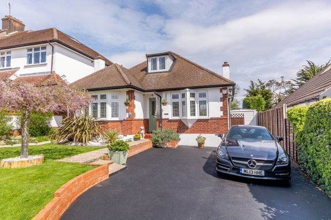 Thumbnail Detached bungalow for sale in Plough Hill, Cuffley, Potters Bar