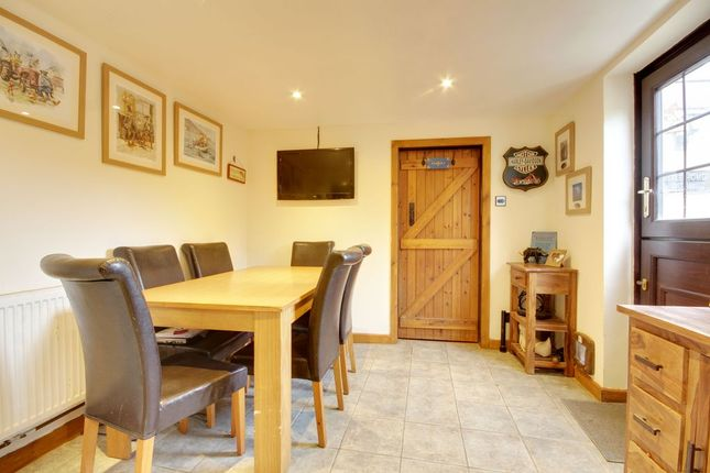 Dining Room of Park Lane, Combe Martin, Ilfracombe EX34