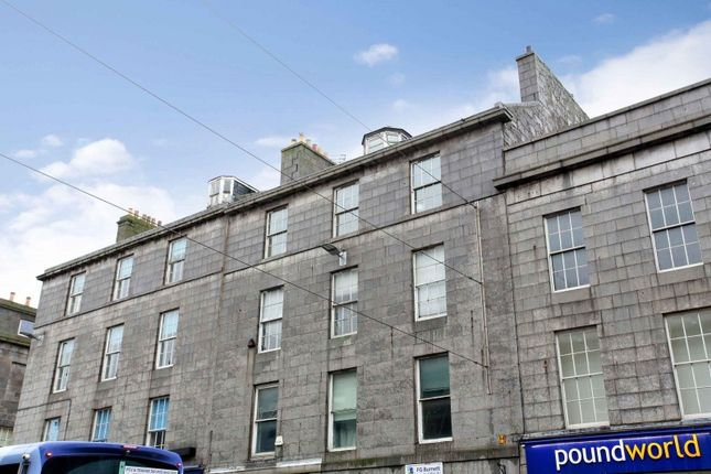 Thumbnail Flat for sale in 124 Union Street, Aberdeen