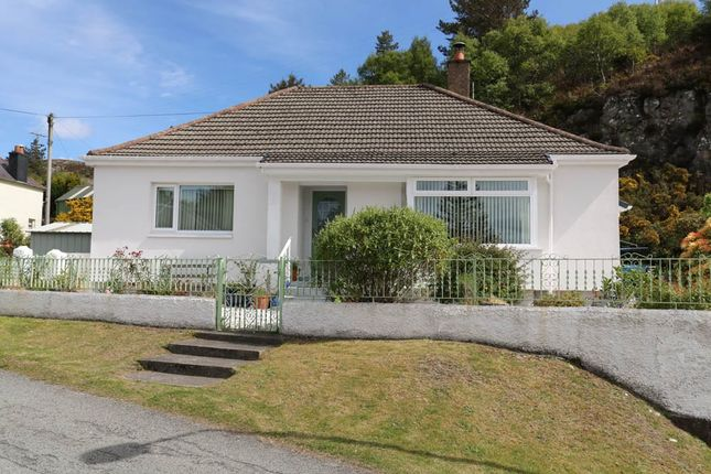 Thumbnail Detached bungalow for sale in Main Street, Kyle