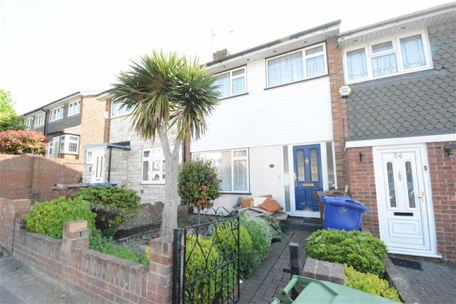 Thumbnail Terraced house to rent in Toft Avenue, Little Thurrock, Essex