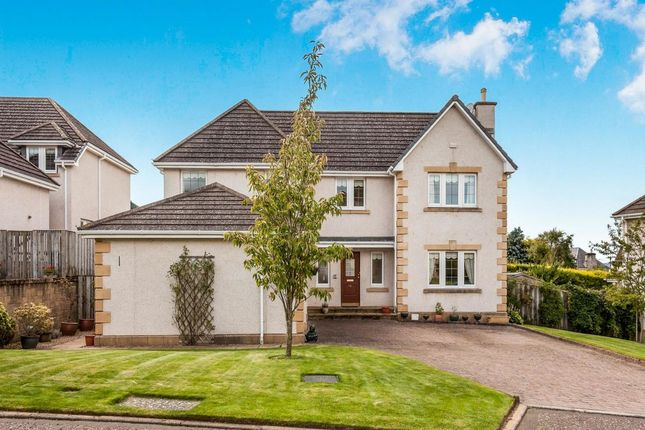 Thumbnail Detached house for sale in Drum Gate, Abernethy, Perth