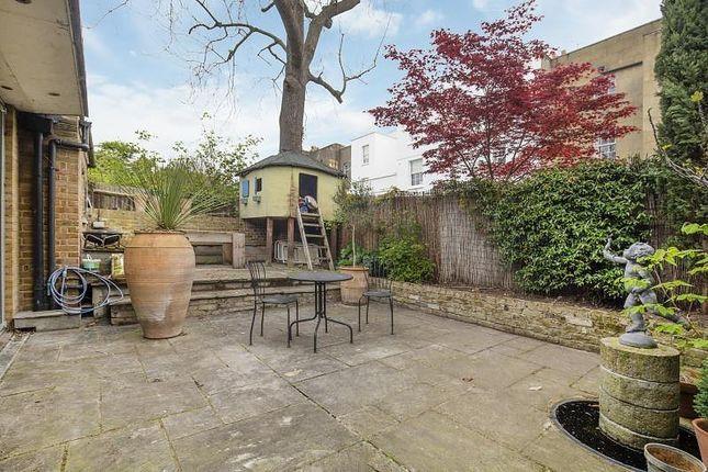 Garden of British Grove, Chiswick W4